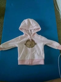 white and gray zip-up hoodie Orlando, 32835