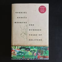 One Hundred Years Of Solitude - G.G  Marquez Mississauga, L5R 3Y2