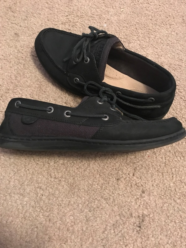 bdbfdc312 Used Black Sperrys for sale in Columbia - letgo