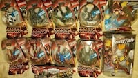 Marvel Iron Man Action Figures & Misc