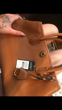 LAUREN RAPLH purse paid 308$ asking for 100$ obo Calgary, T2B 2L1