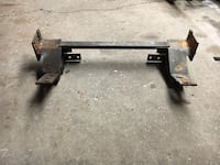 Western ultra-mount snow plow truck frame Dodge 2500 Manorville, 11949