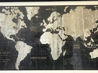 early map poster