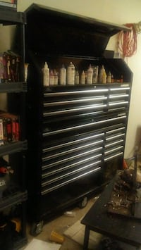 black and gray tool cabinet Tucson, 85730