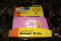Simpsons Nintendo DS case in brand new condition TORONTO