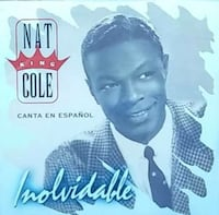 DOBLE CD NAT KING COLE. INOLVIDABLE Gijón