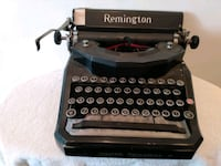 Remington no. 8 Noiseless typewriter