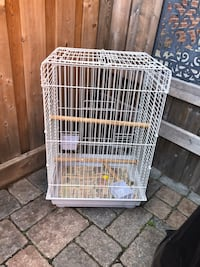 Big bird cage used for 2 weeks only