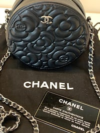Rare Round Chanel Clutch with Chain Toronto, M4G 0A9