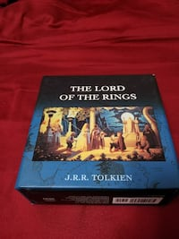 Lord of the Rings BBC radio book set Norman, 73072