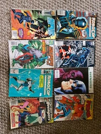 assorted Marvel comic book collection Edmonton, T6H 1B6