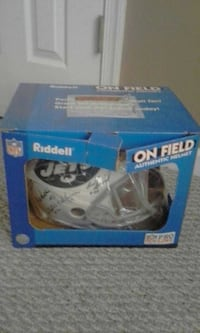 1969 NY Jets signed collectors helmet in box! New Jersey, 08070