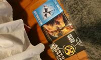 Hunger games trilogy Twinsburg, 44087