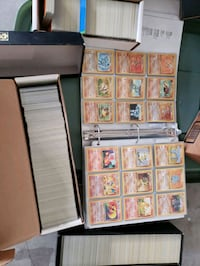Pokemon trading card collection Bakersfield