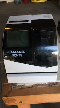 Amano PIX-75 time recording device  Tucson, 85747