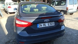 2012 Ford Focus 1.6 TDCI 95PS TREND f7be2257-0ee6-4780-9df3-9f0dc2859fb2