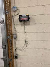 FLOOR SCALE WITH DIGITAL