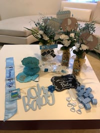 Baby shower decoration bundle!!