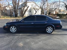 2002 Nissan Maxima GLE 4AT