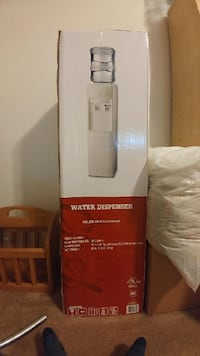 Master Chef Water Dispenser. BRAND NEW! $100 Aylmer