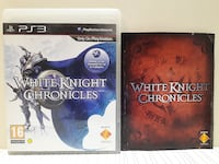 WHITE KNİGHT CHRONICLES PS3 ORJINAL OYUN