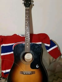 Epiphone acoustic guitar.. $55!!!!! today only!!!