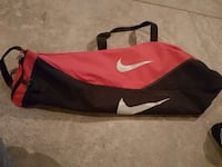 red and black nike sports bag Creston, 44217