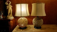 2  Lamps 27 inches High Brantford, N3T 2S7