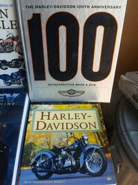 Harley Davidson books Cutchogue, 11935