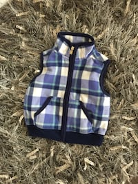 New without tags fleece zipper jacket from carters 6m Calgary, T3K 6J7