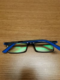 Glass Frame Porche(black & Blue) New Brampton, L6P 0V9