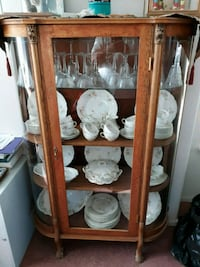 China cabinet,and China ,stemware Henderson, 89074