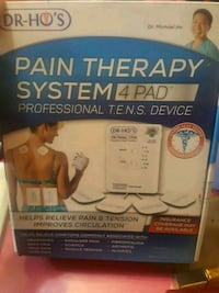 DR - HO'S  Pain Therapy System 4 Pad Duncan