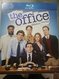 The Office Season 7 Blu Ray Mississauga, L4X 2M5