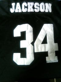 AUTHENTIC BO JACKSON  Washington