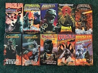 Godzilla Movie Collection (10 total) Grand Rapids, 49525