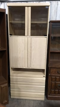Large White Cabinet  Welland, L0S 1V0