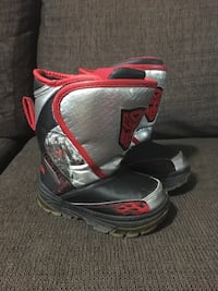 Toddler Size 5/6 Transformers Boots  Winnipeg, R2K 1P4