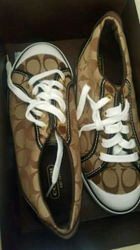 Coach shoes brand new size 7 Manassas, 20109