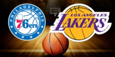 Philly @ Lakers Tickets