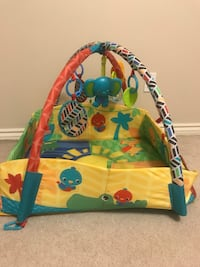 Baby play gym St Albert