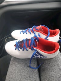 Indoor Soccer Shoes Size 7.5