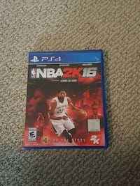 PS4 NBA 2K16 game case Annandale, 22003
