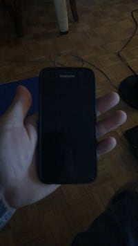 Black samsung galaxy smartphone Burlington, L7R 2R9