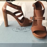 Prada shoes  561 km