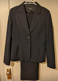 Jacob Navy Blue Pant Suit