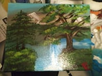 One of a kind original painting by Cloudwalker Port Richey, 34668