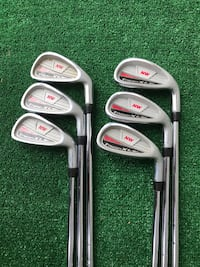 Northwestern Synergy XL 6 Iron Golf Set, 5 thru PW, Regular Flex Houston, 77064