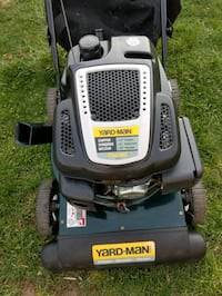 "Yard-Man 22"" Shredder Chipper Vacuum Bagger"