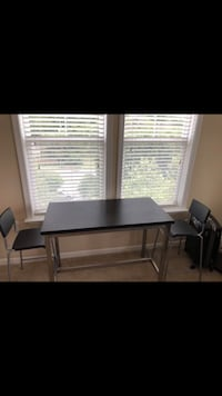 Utility table and 2 chairs Rockville, 20851